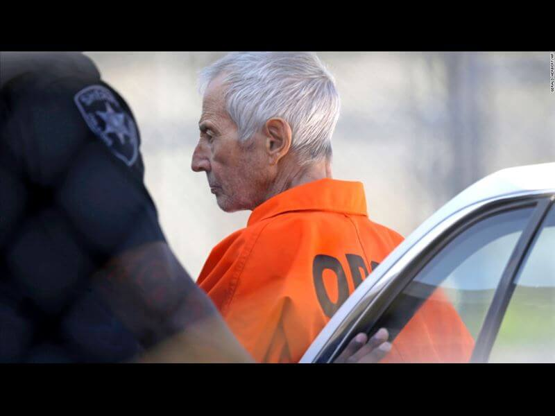 Robert Durst is Finally Arrested