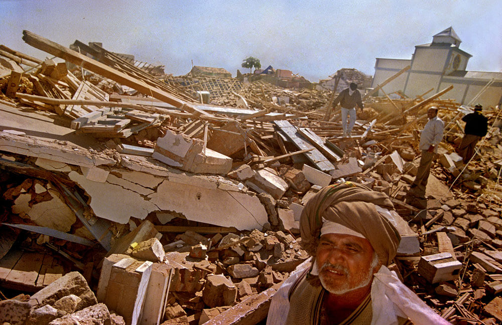 Gujarat Earthquake, 2001
