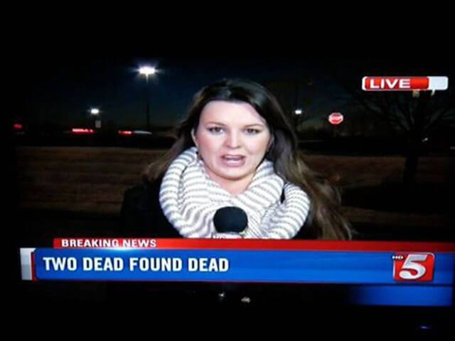 Hilarious News Anchor And Reporter Bloopers That Happened On